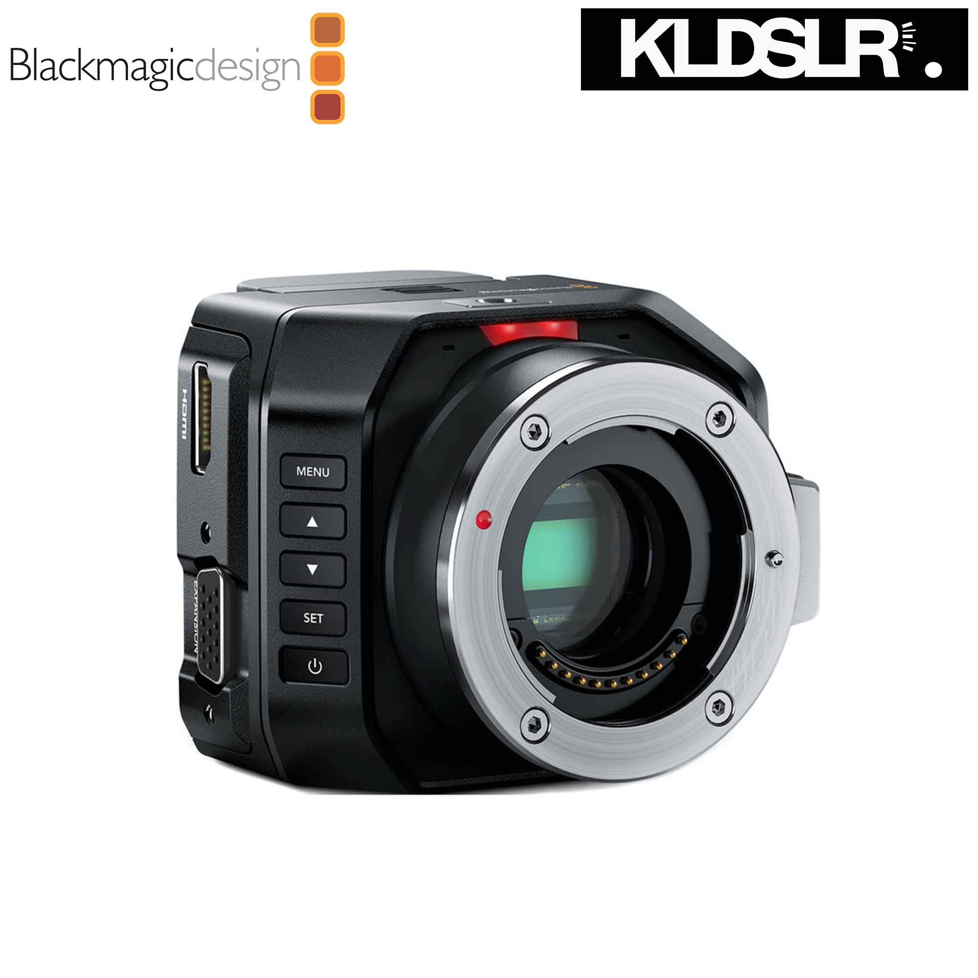 Blackmagic Design Micro Studio Camera 4K x3 (Blackmagic Malaysia)