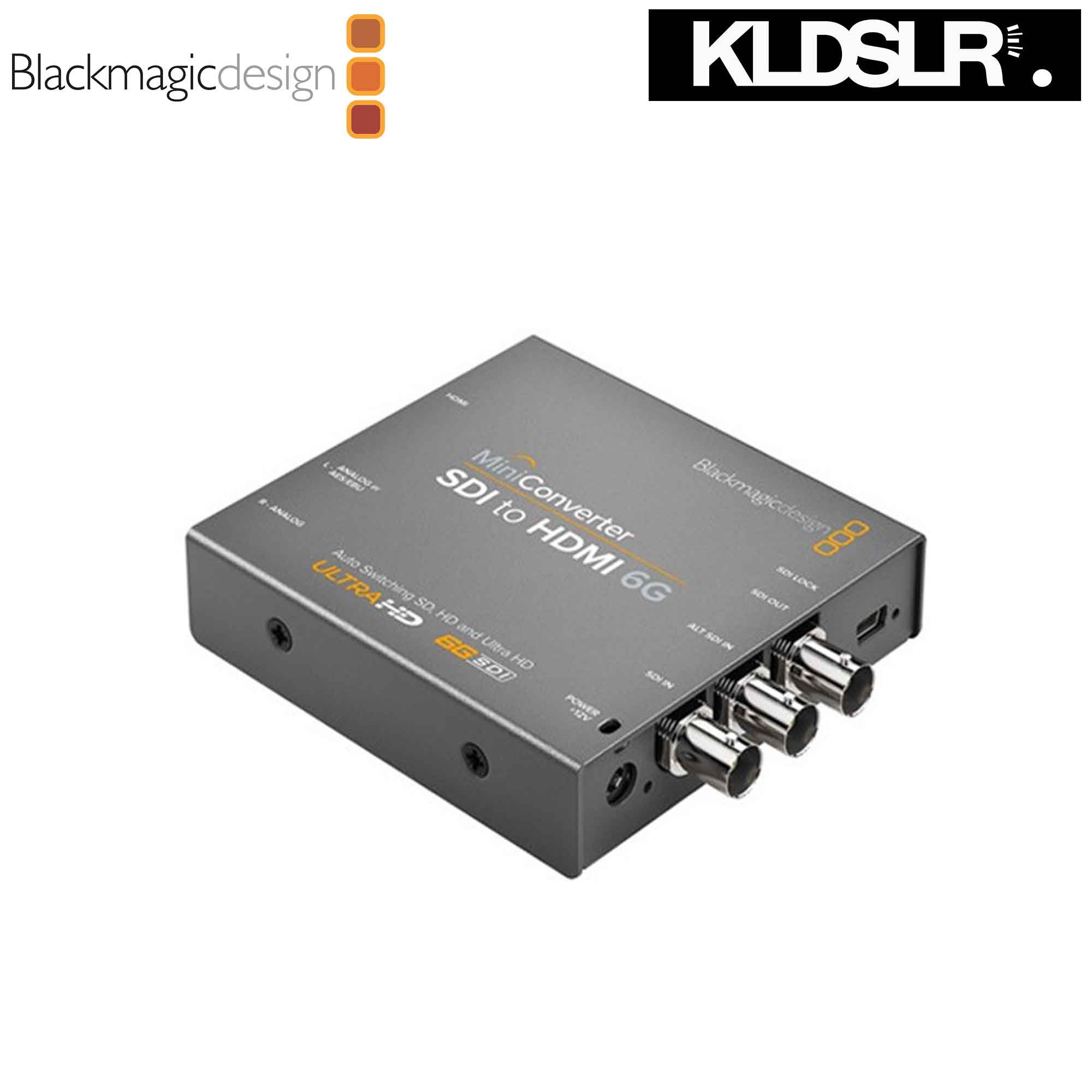 Blackmagic Design Mini Converter - SDI to HDMI 6G (Blackmagic Malaysia)