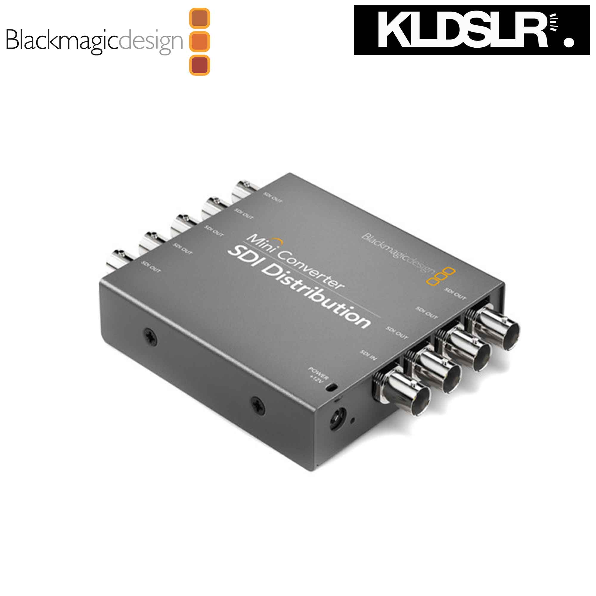 Blackmagic Design Mini Converter SDI Distribution (Black Magic Malaysia)