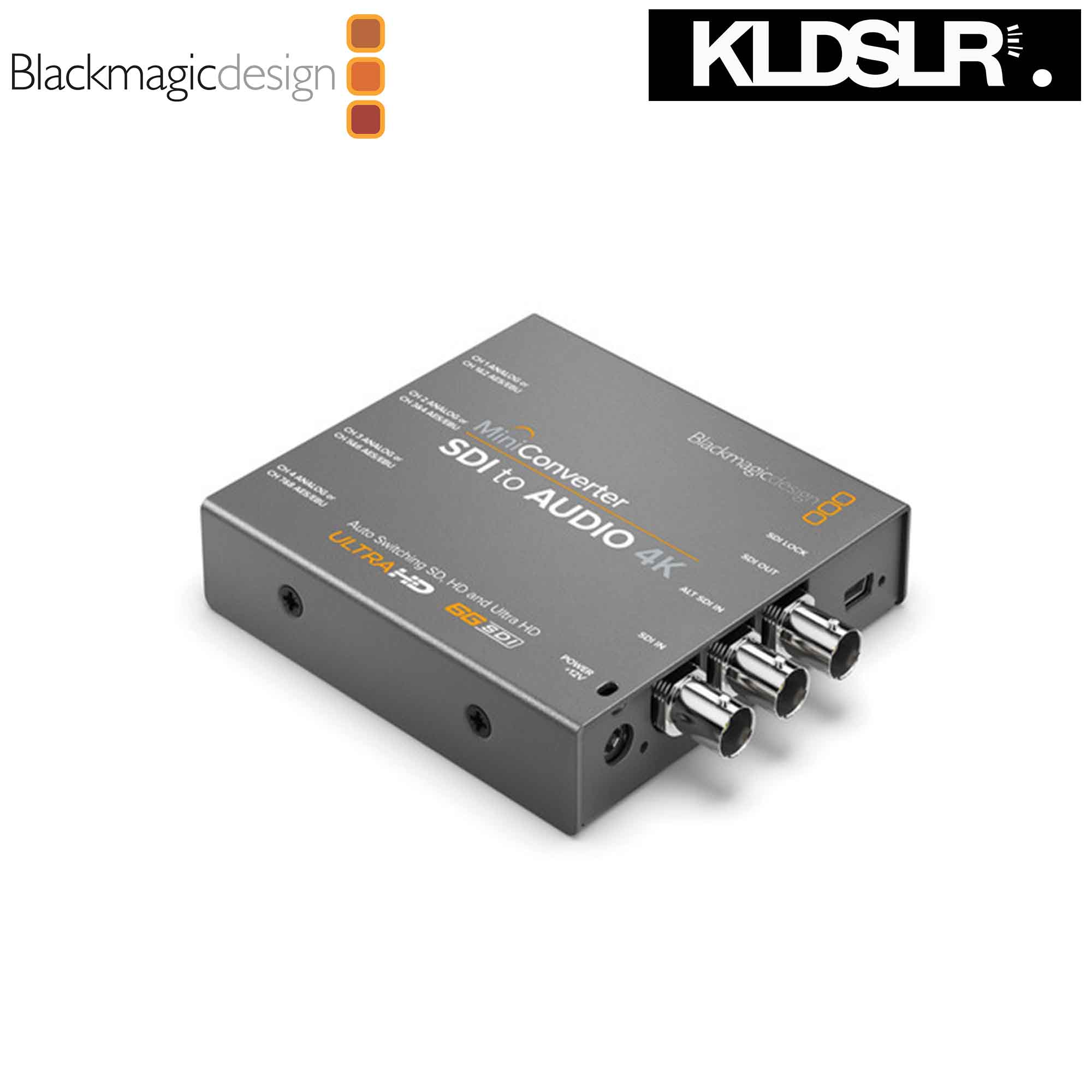 Blackmagic Design Mini Converter SDI to Audio 4K (Blackmagic Malaysia)