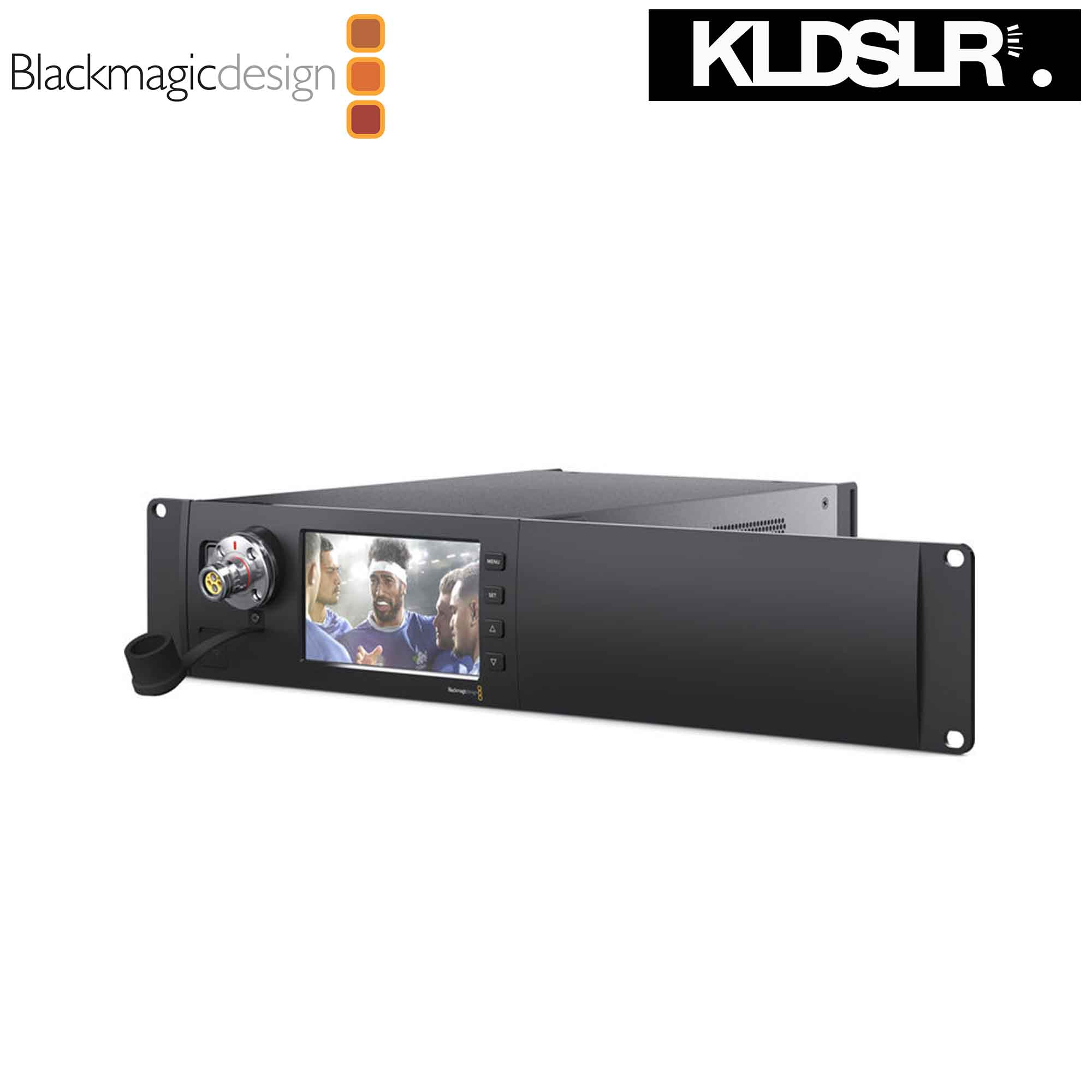 Blackmagic Design Studio Fiber Rack Kit (Blackmagic Malaysia)
