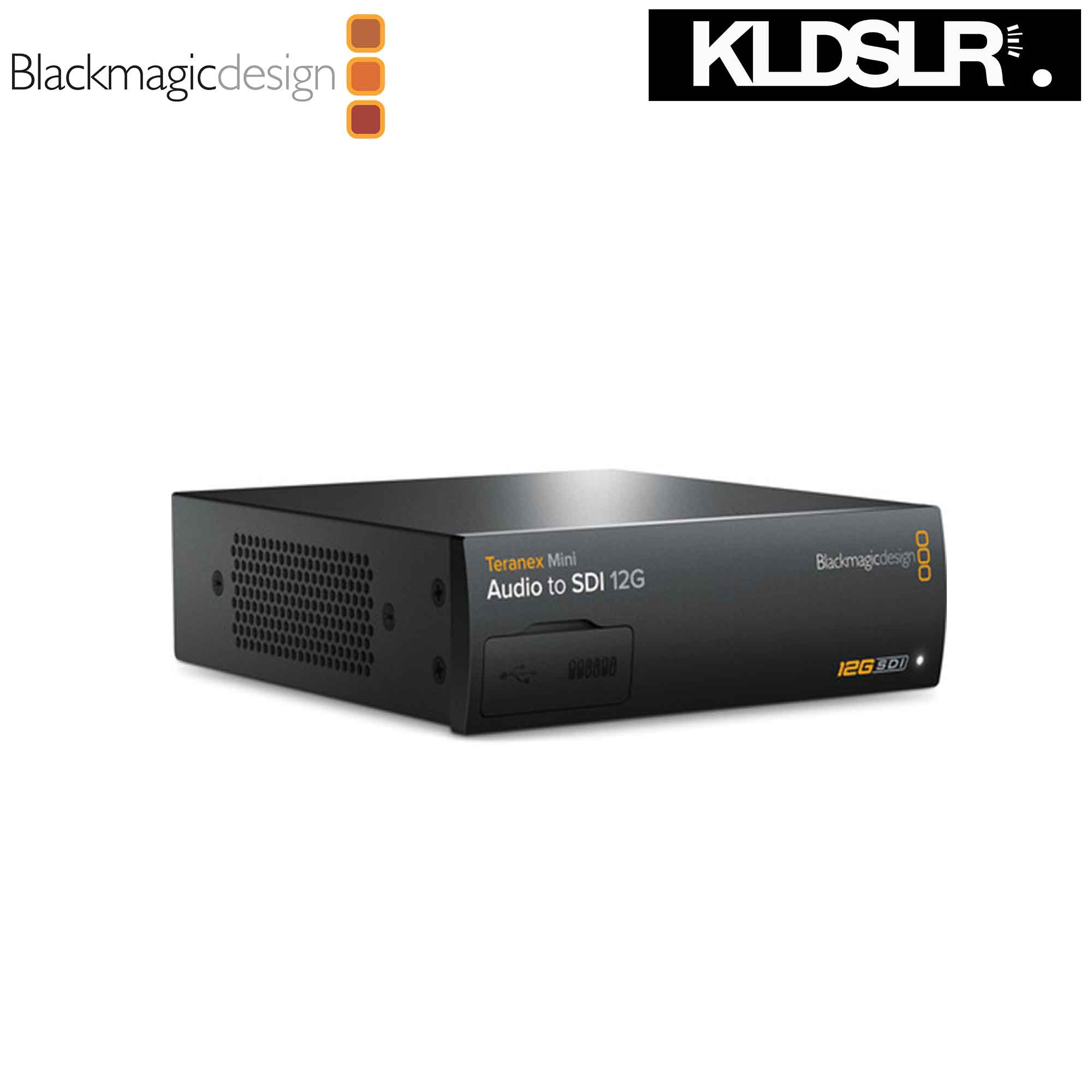 Blackmagic Design Teranex Mini Audio to SDI 12G Converter (Blackmagic Malaysia)