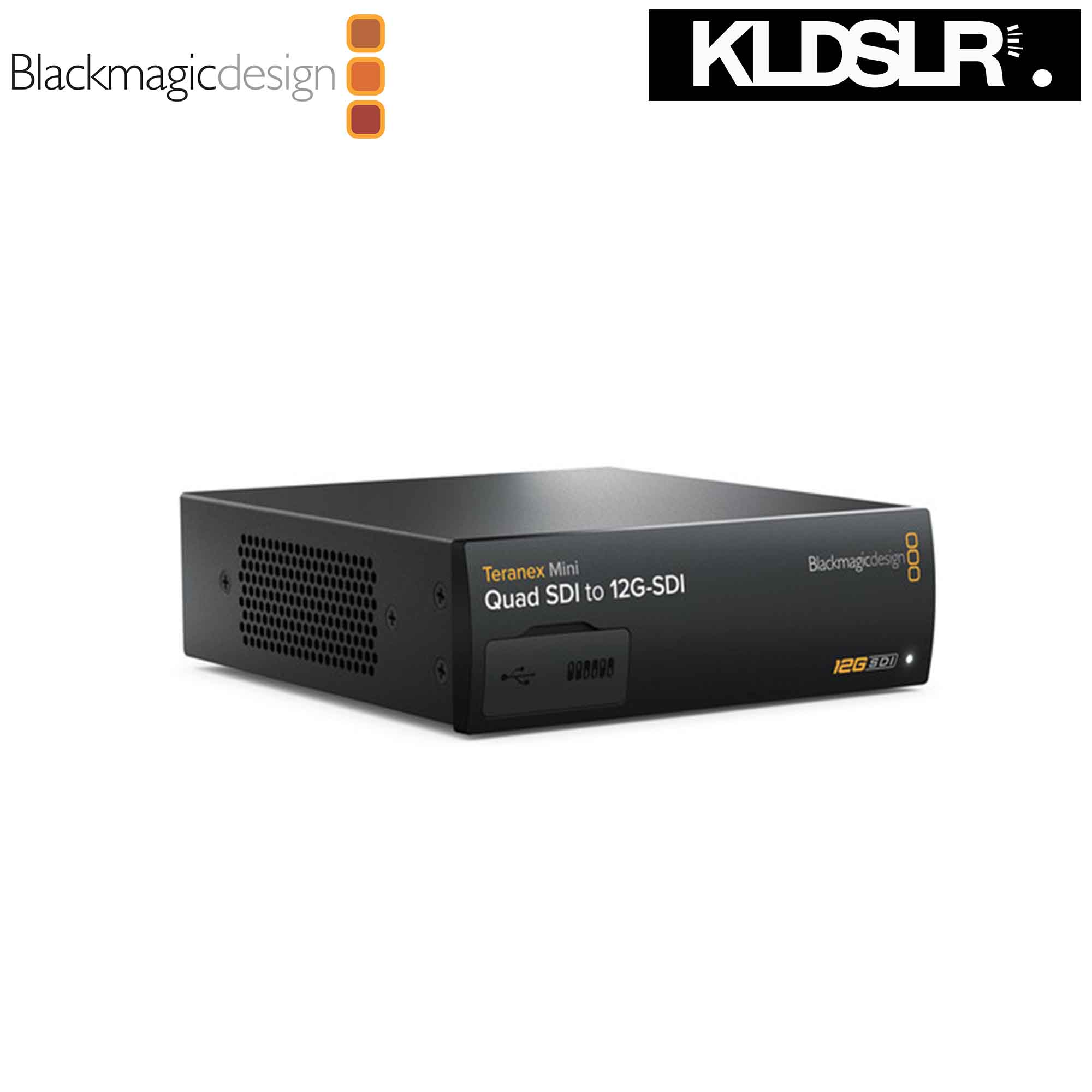 Blackmagic Design Teranex Mini Quad SDI to SDI 12G Converter (Blackmagic Malaysia)