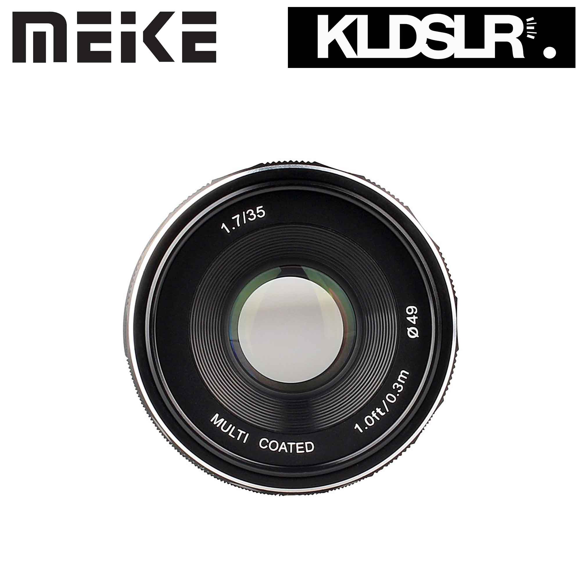 Meike 35mm F1.7 For Sony E-Mount Only