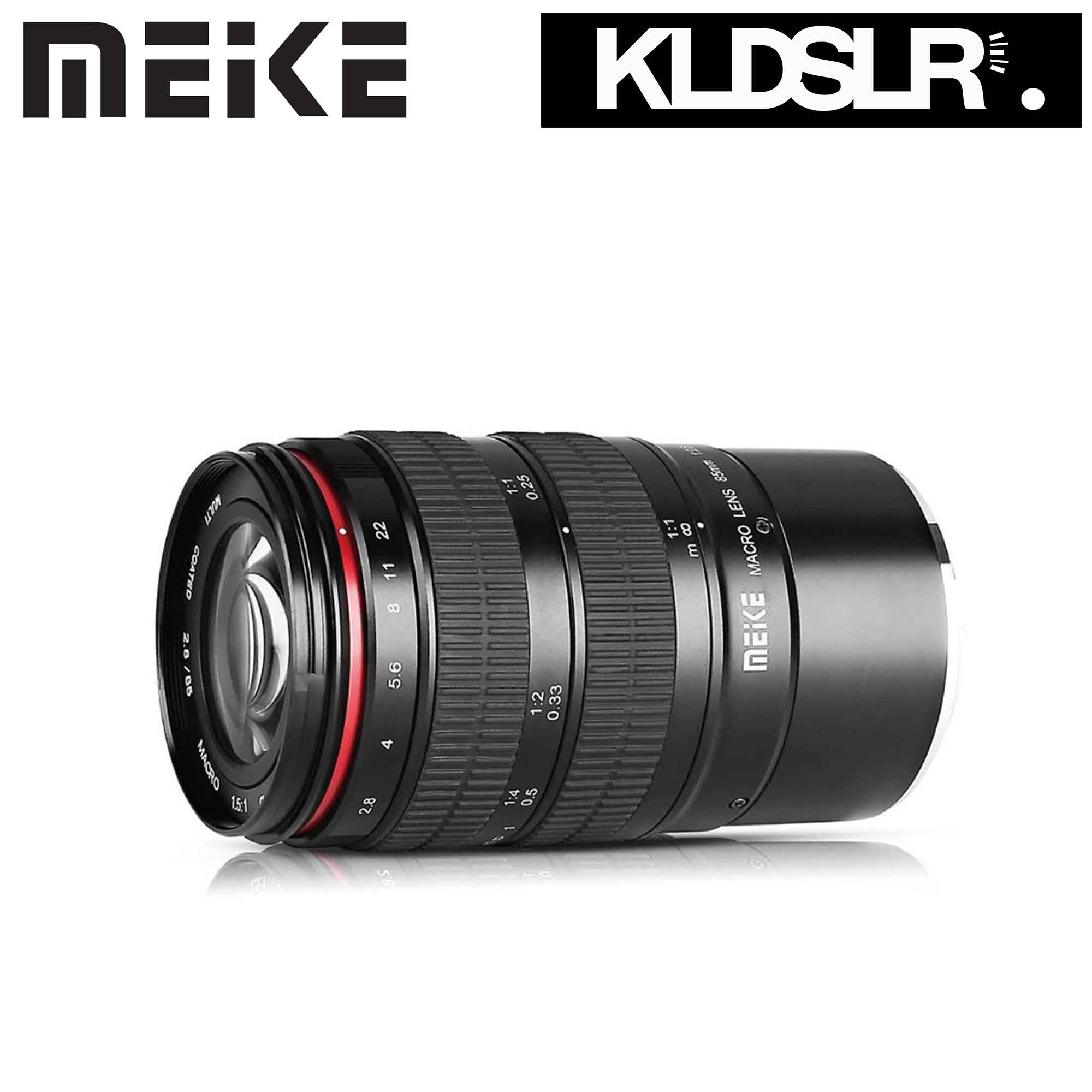 Meike 85mm F2.8 For Fujifilm X Mount Only