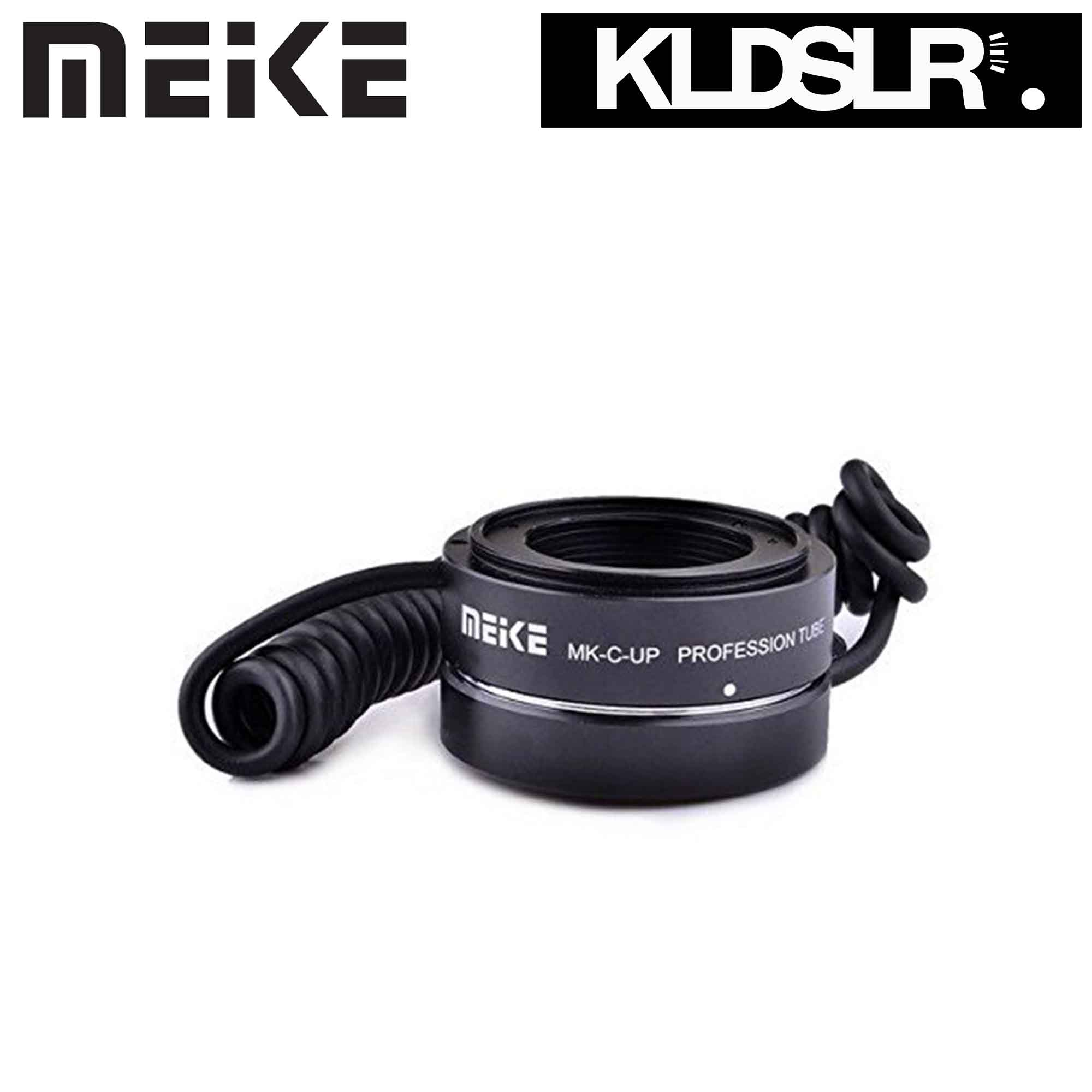 Meike MK-C-UP Auto Macro Extension Tube AF Reverse Adapter For Canon Camera