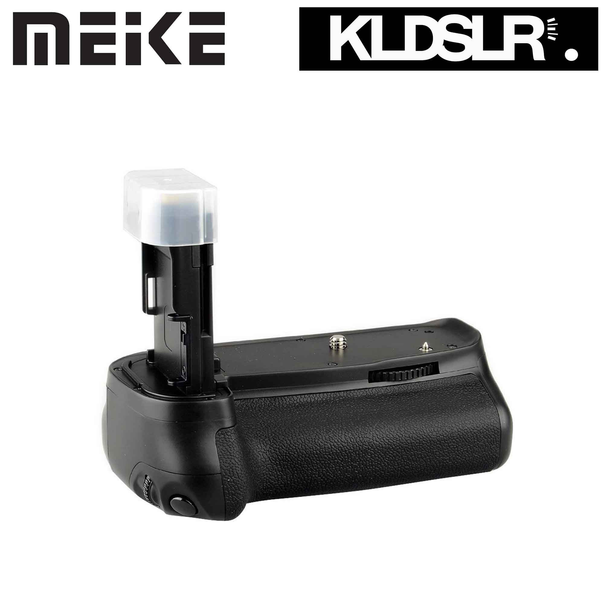 a071a10de58c3a Meike Vertical Battery Grip for Canon 6D
