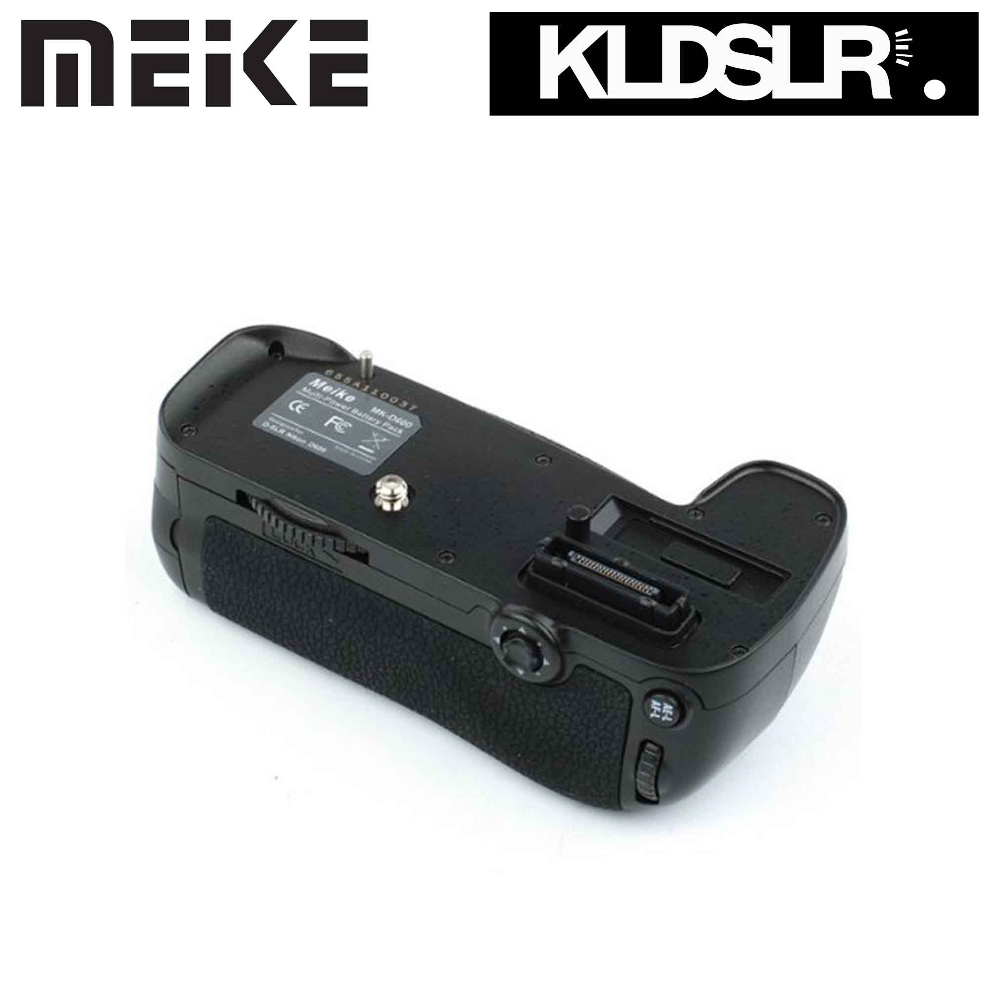 Meike Vertical Battery Grip for Nikon D600
