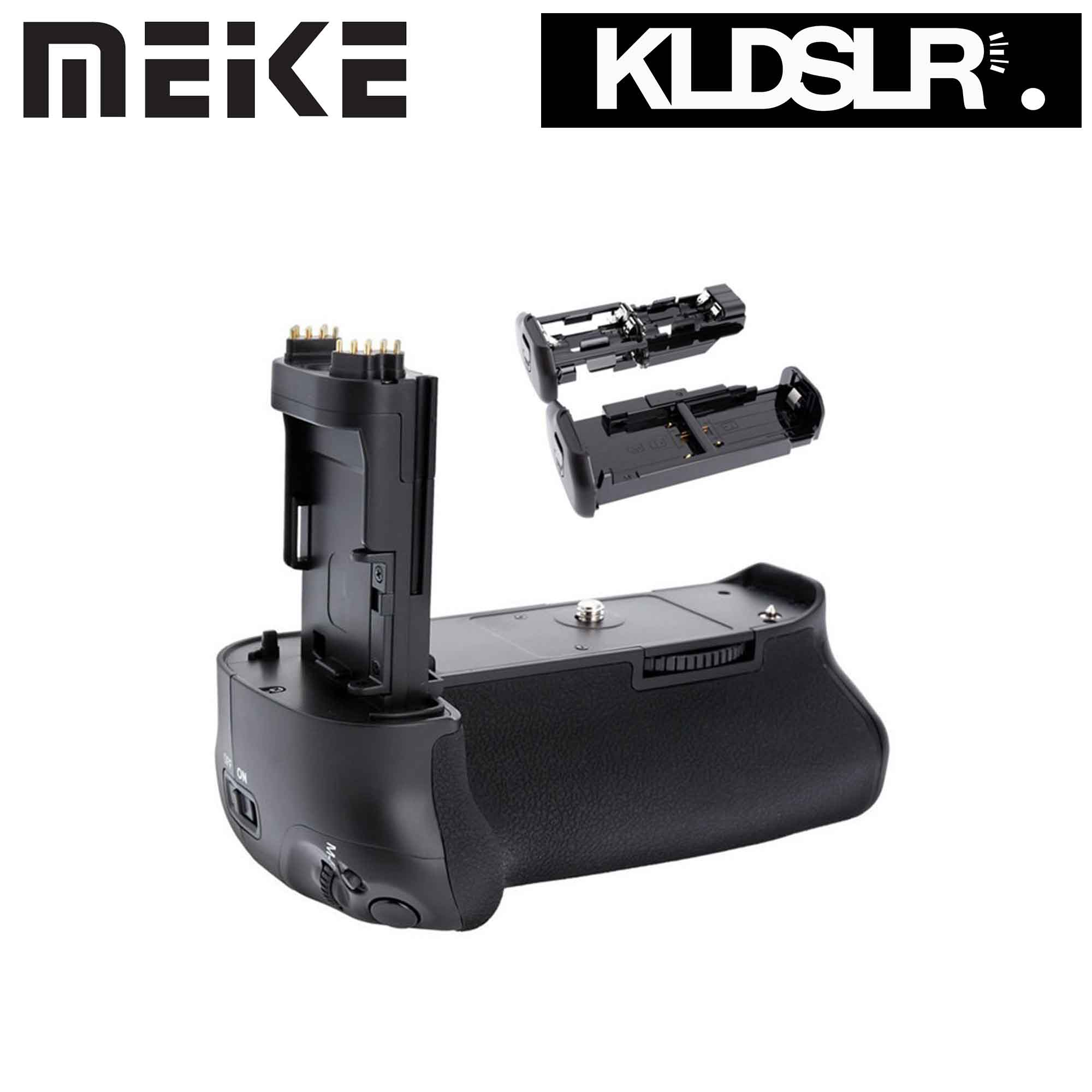 Meike Vertical Camera Battery Holder Grip MK-5D3 for Canon EOS 5D Mark III