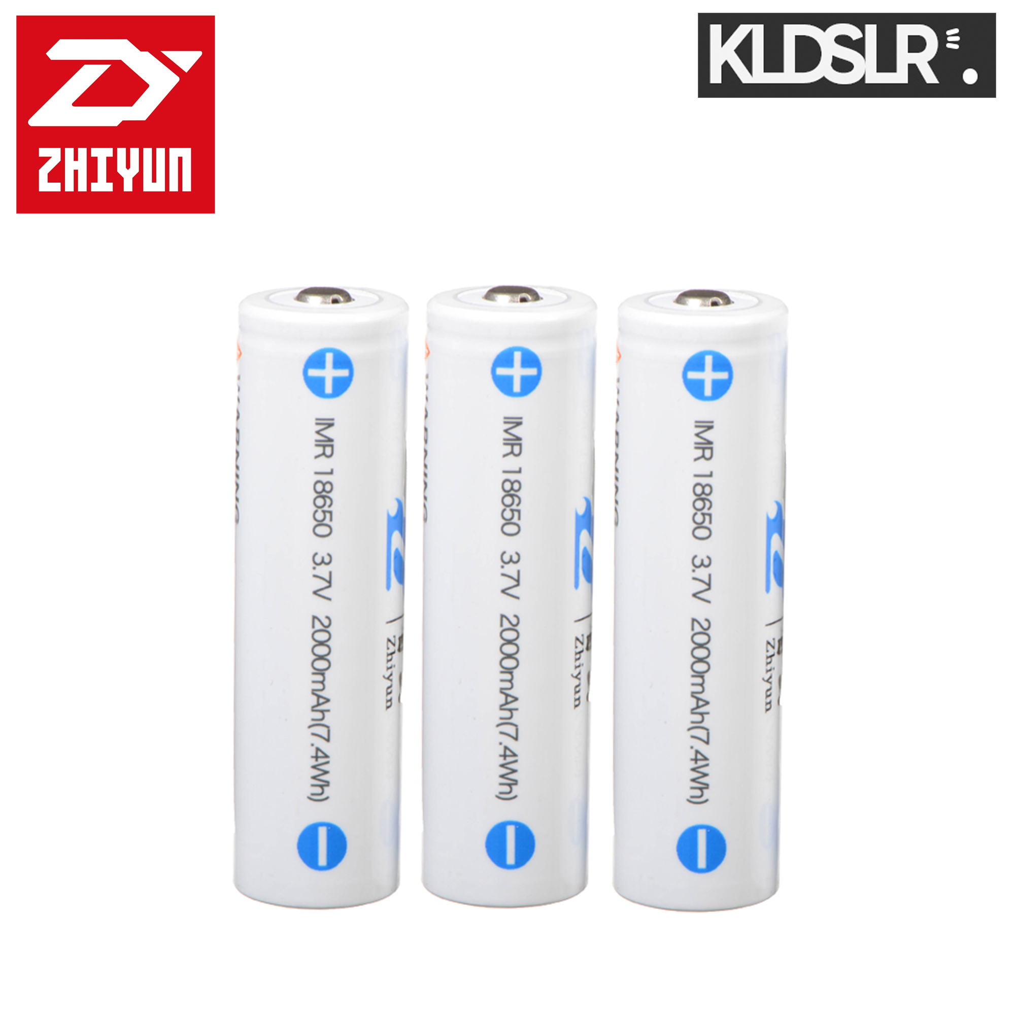 (MIDYEAR) Zhiyun18650 Li-Ion Battery for Crane 2.