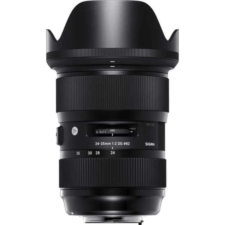 (9.9)Sigma 24-35mm f/2 DG HSM for Canon EF Mount (Sigma Malaysia)