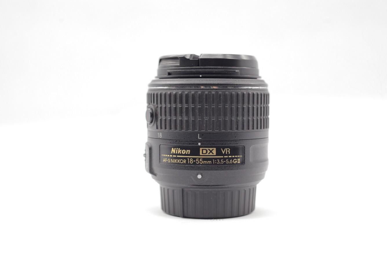 Used Nikon Af 18 55mm F35 56g Ii Dx Vr 105mm F 28g If Ed Fisheye