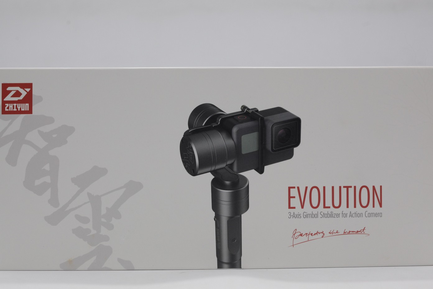 Used - Zhiyun Evolution 3-Axis Gimbal Stabilizer for Action Camera