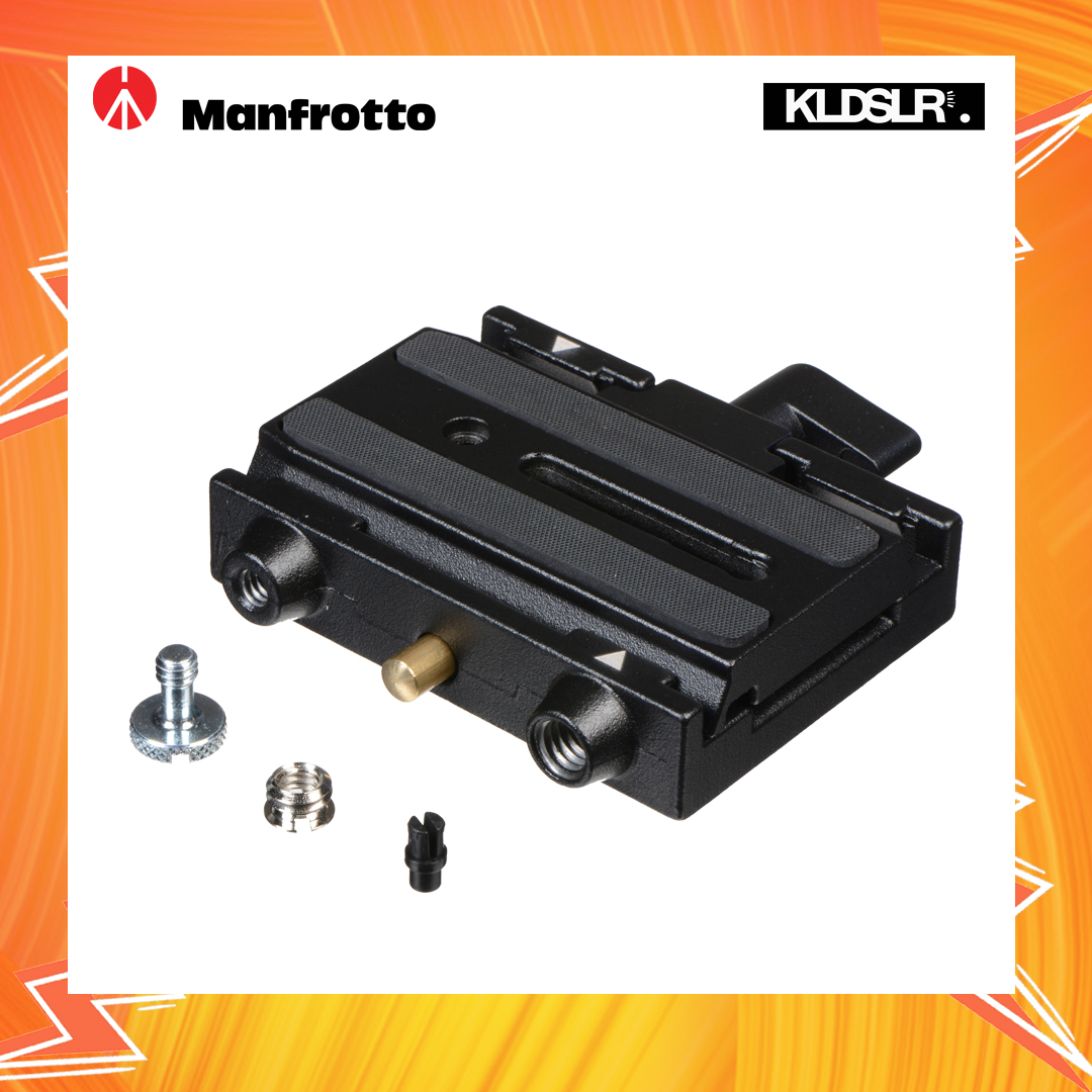 Manfrotto 577 Rapid Connect Adapter with Sliding Mounting Plate - #501PL - 577
