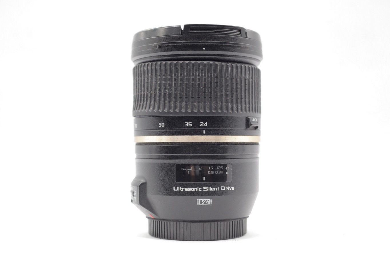 Used - Tamron SP 24-70mm F2.8 DI VC USD Lens for (Canon)