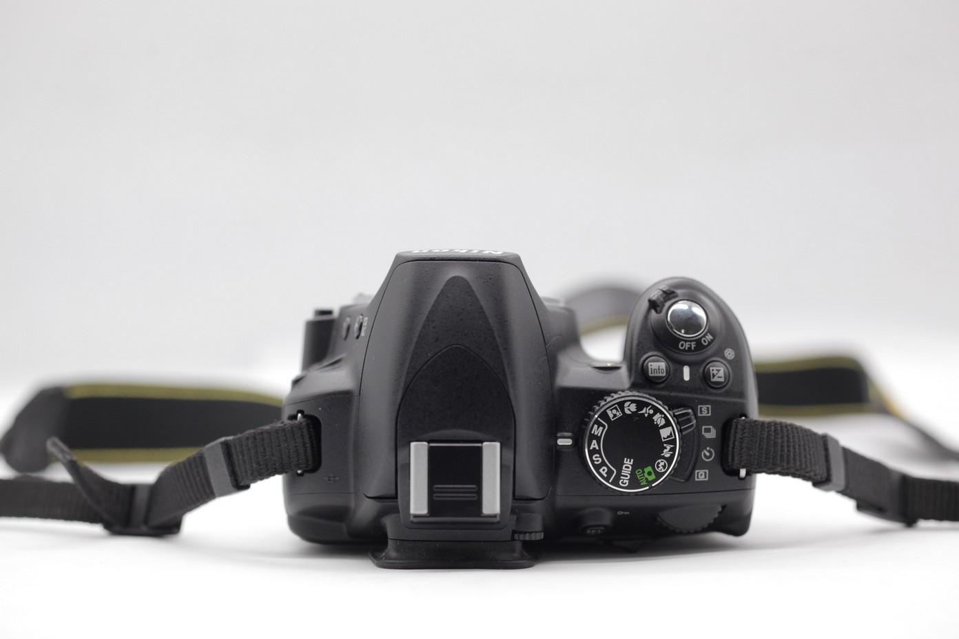 Used - Nikon D3100 DSLR Body Only SC 5k