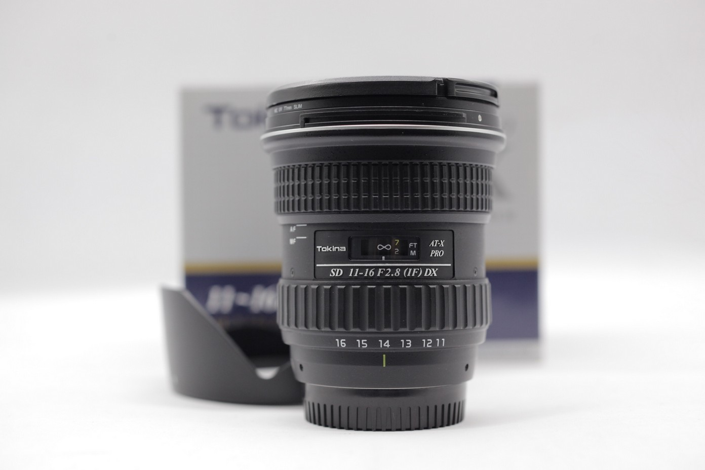 Used - Tokina 11-16MM F2.8 (IF) DX for Nikon