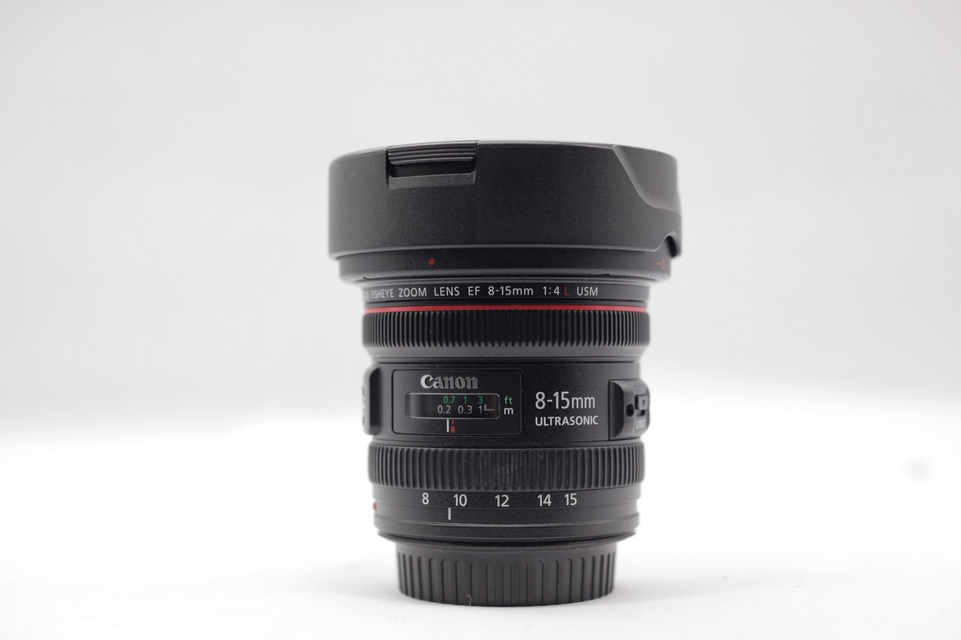 Used - Canon EF 8-15mm F4 L USM Lens
