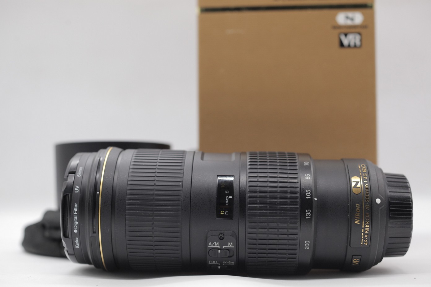 Used - Nikon 70-200mm F4G ED VR