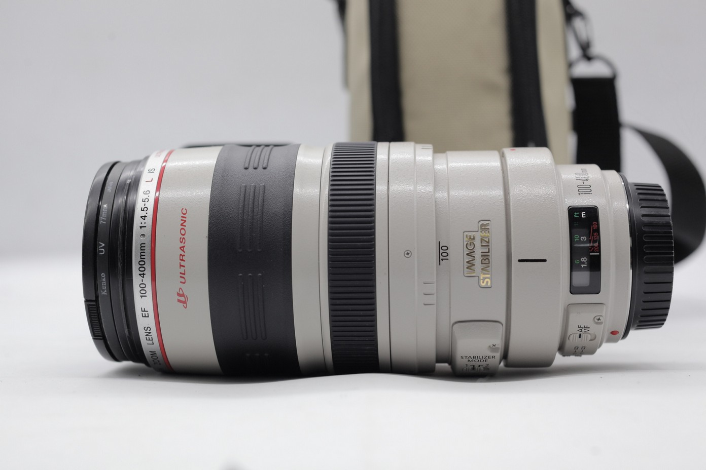 Used - Canon EF 100-400MM F4.5-5.6 L IS USM