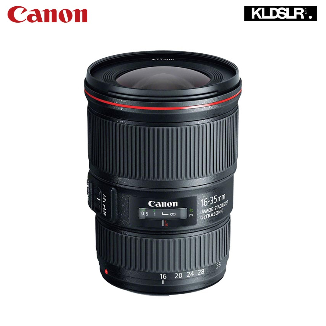 Canon EF 16-35MM F4 L IS (Canon Malaysia)