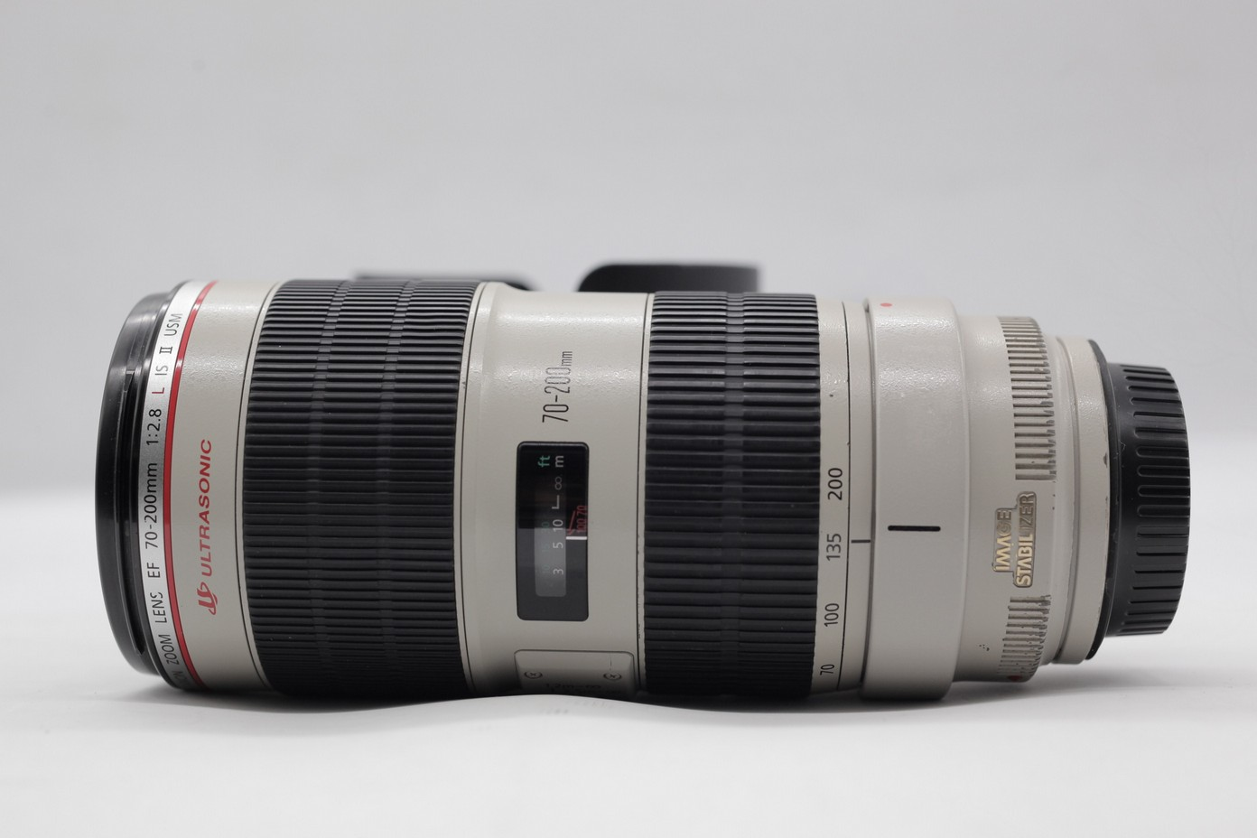 Used - Canon EF 70-200MM F2.8L IS II USM Lens - ( TS - KL )