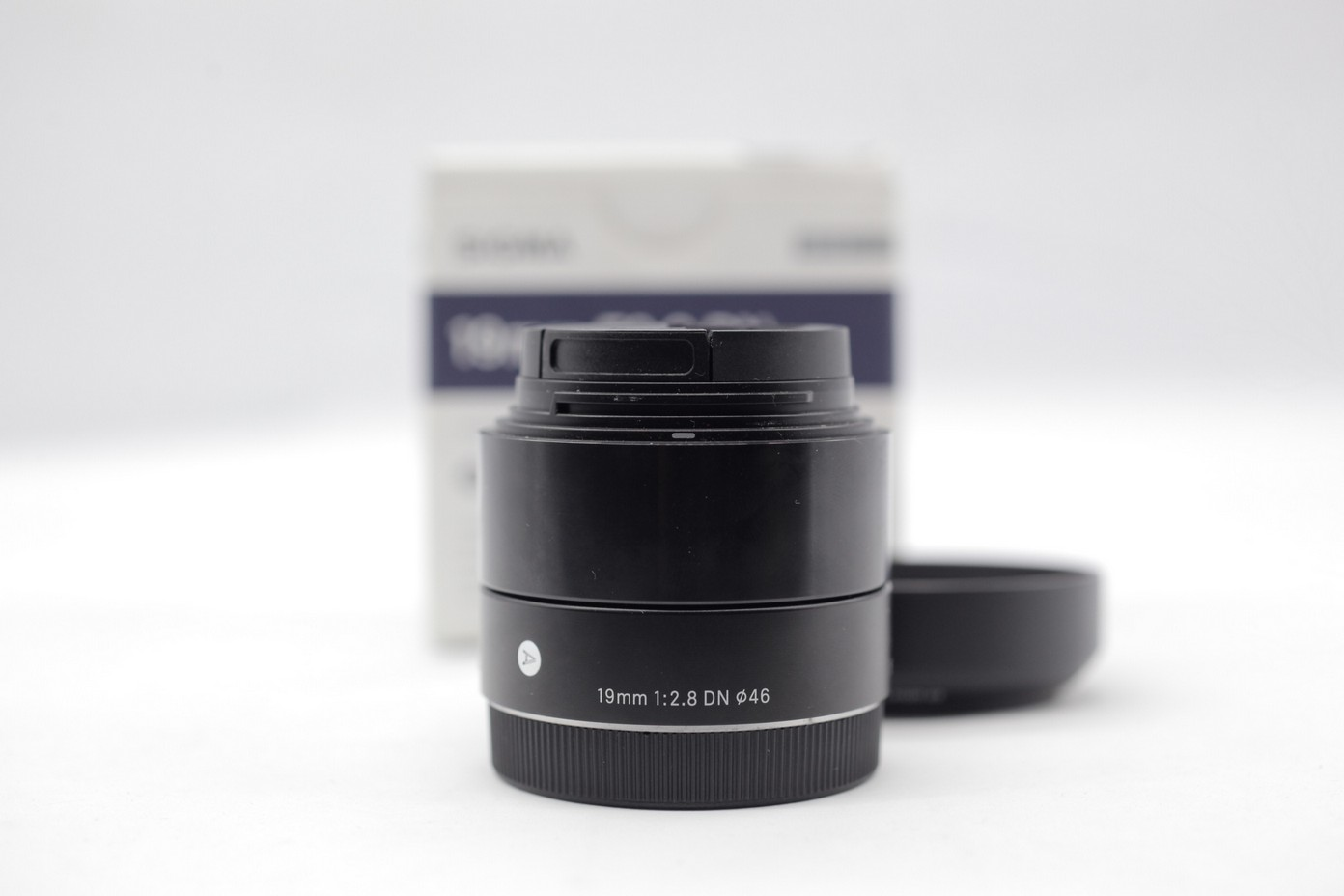 Used - Sigma 19mm f2.8 DN Lens (Sony E-mount)
