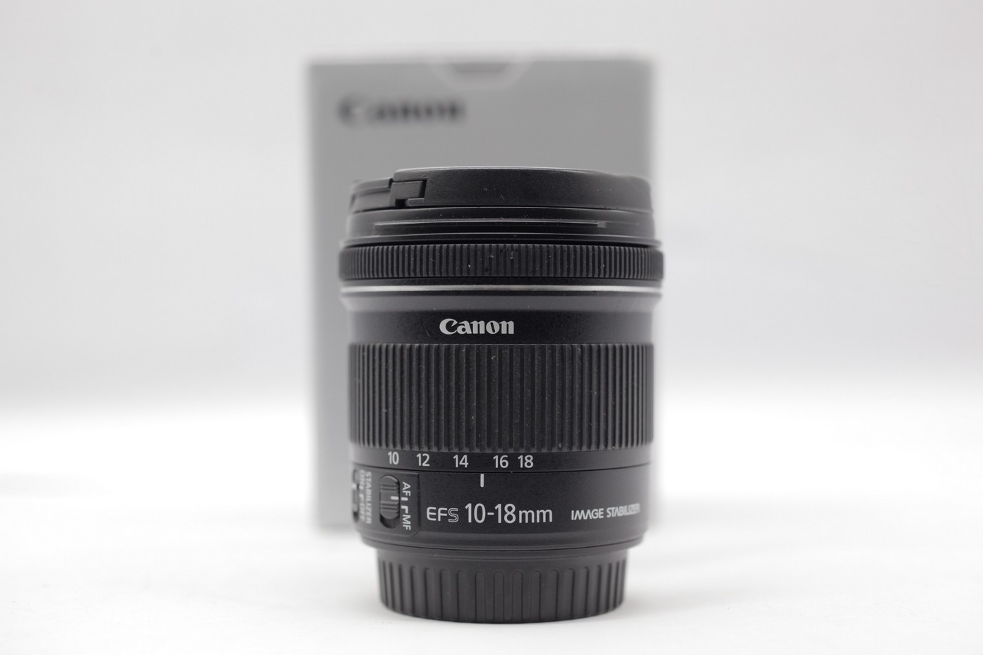 Used - Canon EFS 10-18MM F4.5-5.6 IS STM