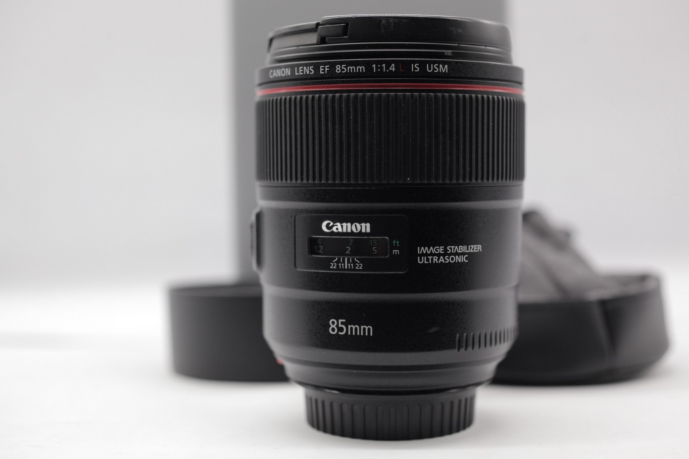 Used - Canon EF 85mm F1.4L IS USM
