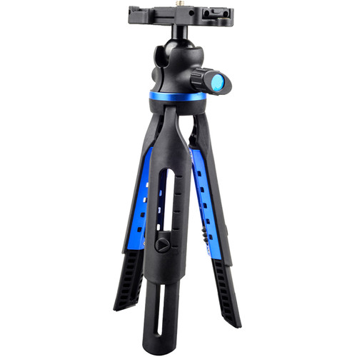 APEXEL Pixis Extendable Mini Tripod for Smartphones and DSLR Camera