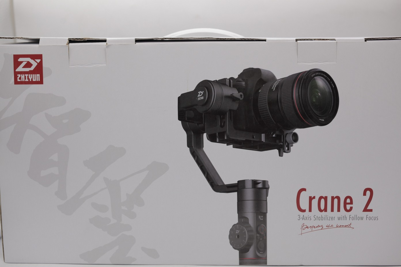 Used - Zhiyun Crane 2 3-Axis Stabilizer with Follow Focus
