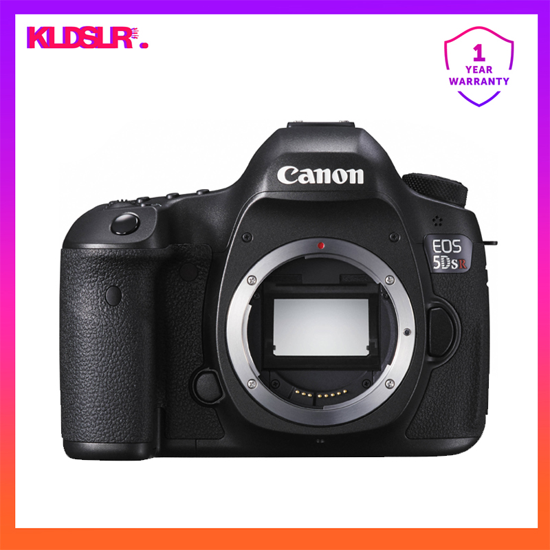 Canon EOS 5DS R DSLR Camera (Body Only) (New 3 Months Warranty)