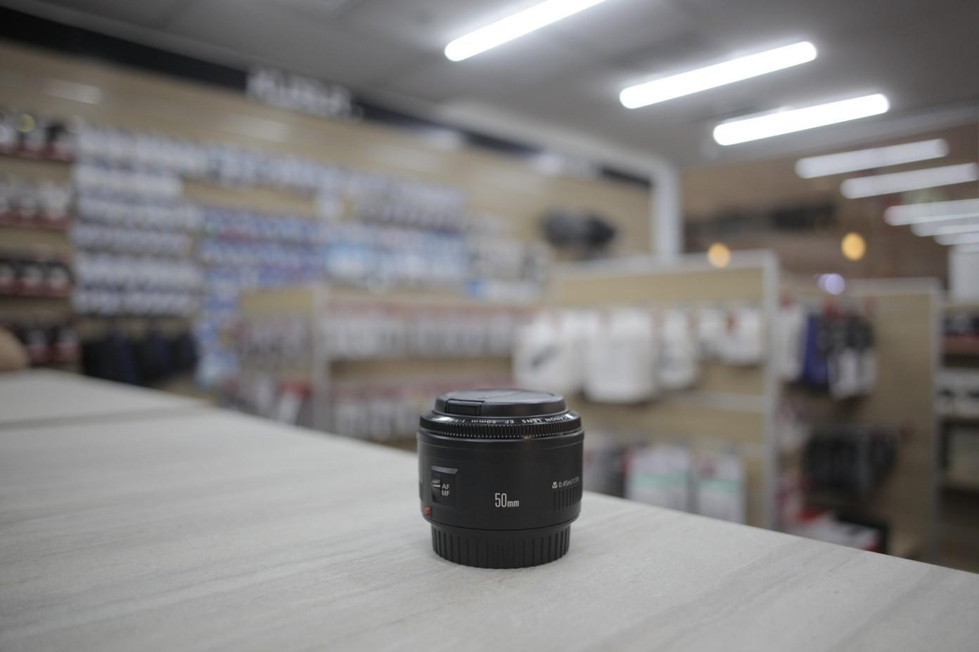 Used - Canon EF 50MM F1.8 II Lens (TS-KL)