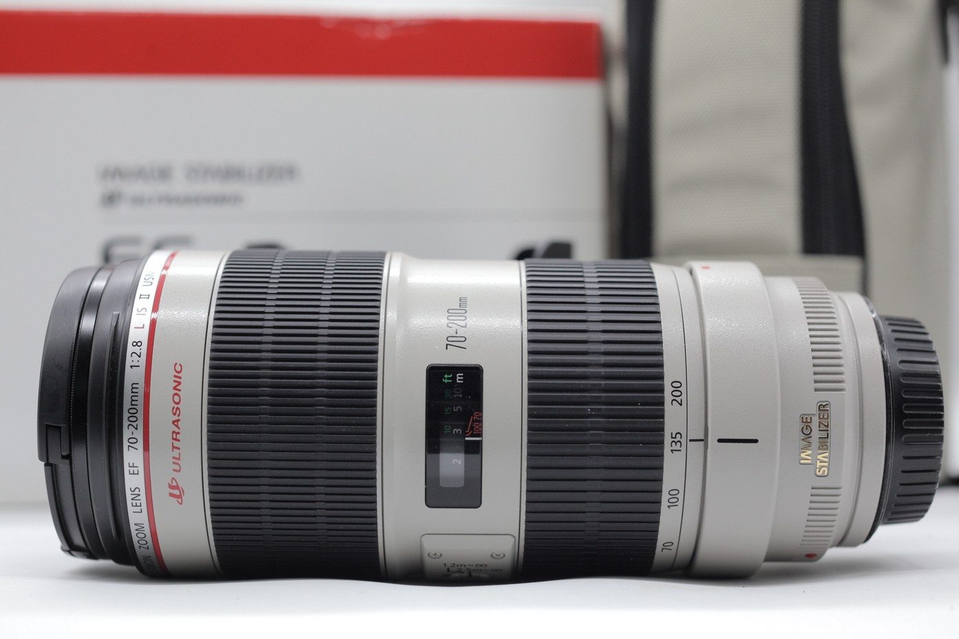 Used - Canon EF 70-200MM F2.8L IS II USM Lens
