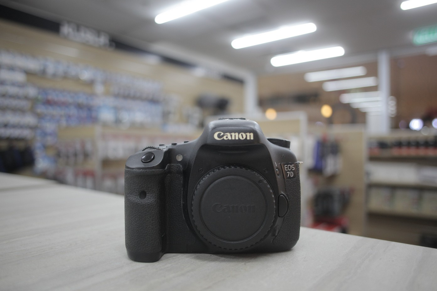 Used - Canon EOS 7D (SC 102k) (Body Only) (TS-KL)