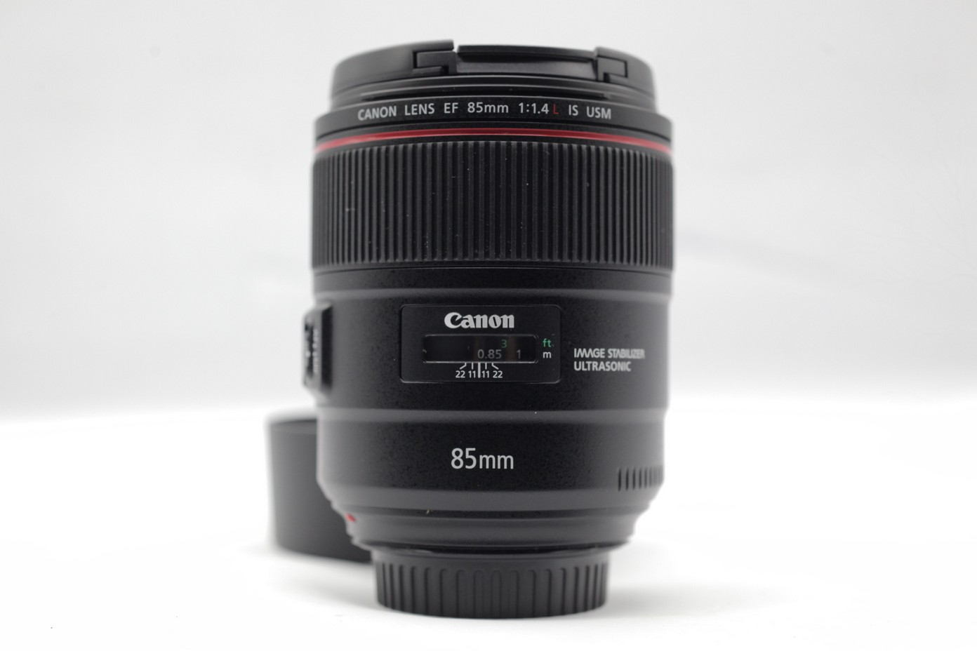 Used - Canon EF 85mm F1.4L IS USM Lens