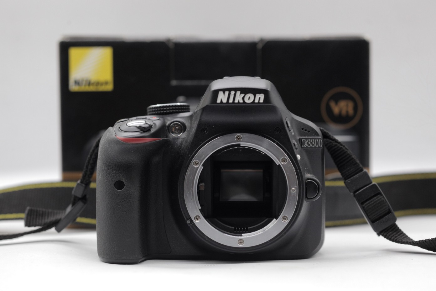 Used -  Nikon D3300 (SC 6k) (Body Only)