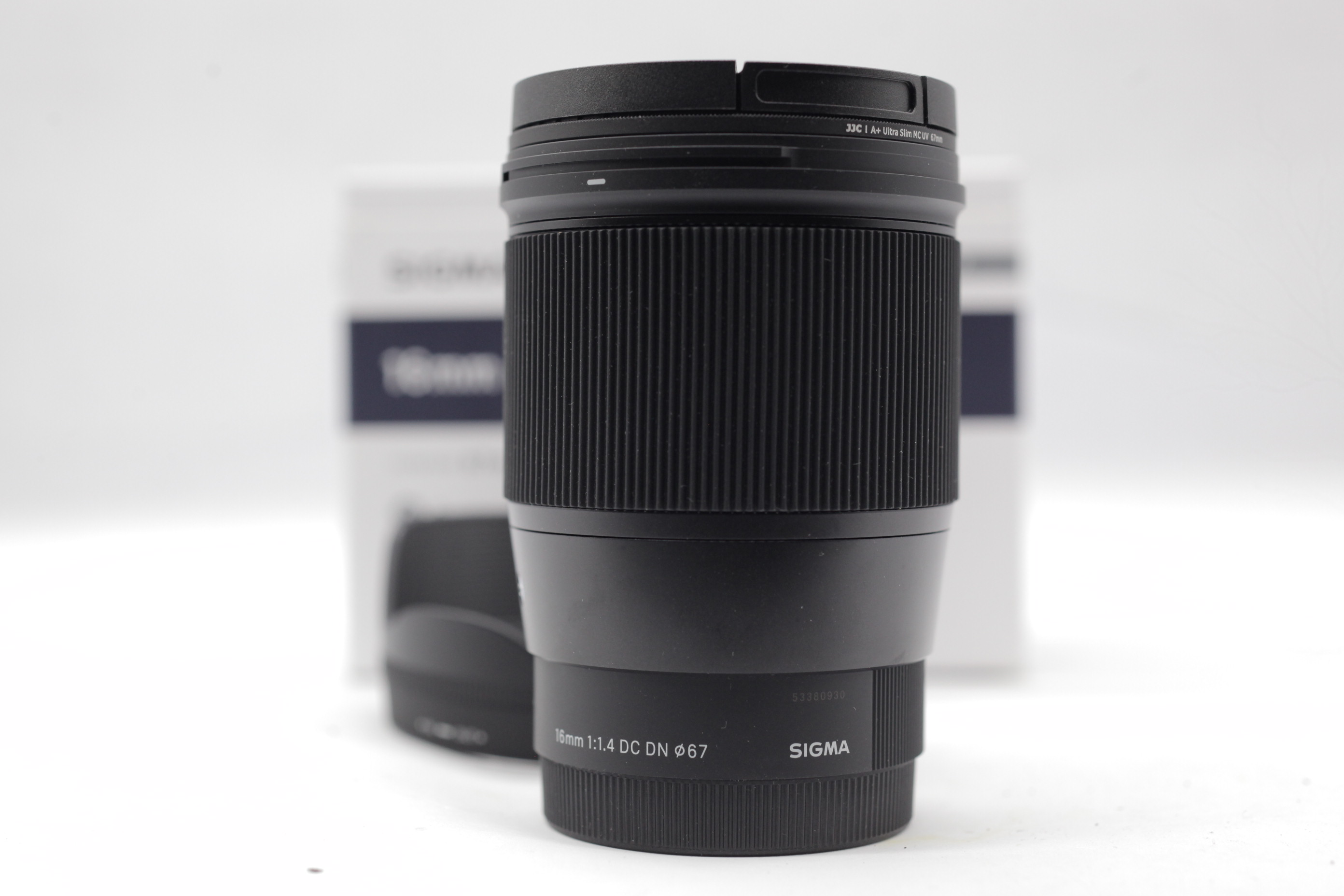 Used - Sigma 16mm f/1.4 DC DN Contemporary Lens (Sony E mount)  ORDER ONLINE 30082