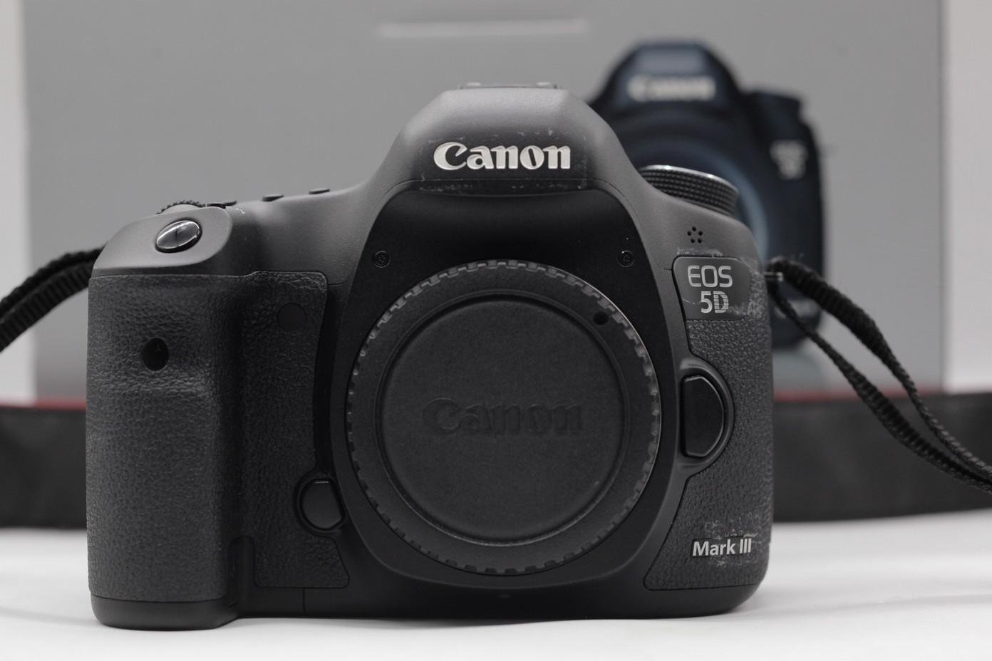 Used - Canon EOS 5D Mark III (SC 9k) (Body Only)