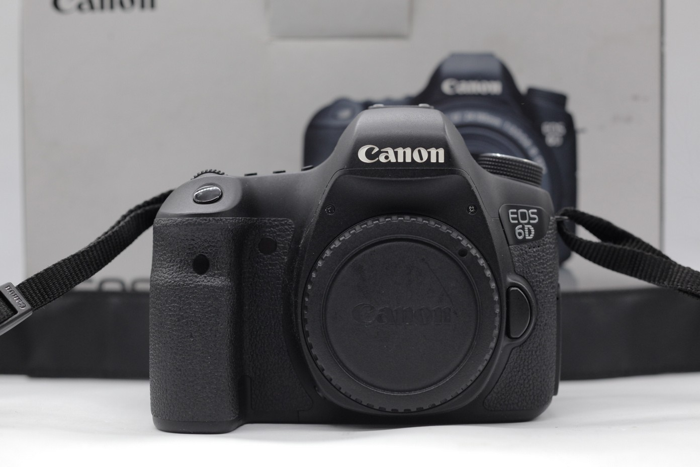 Used - Canon EOS 6D (SC 10k) (Body Only)