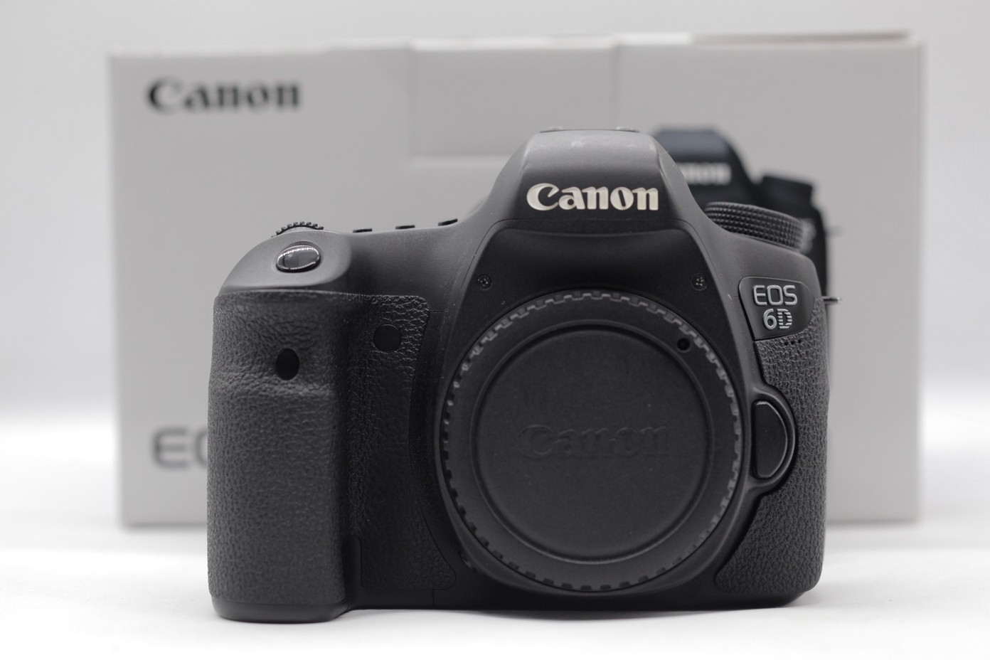 Used - Canon EOS 6D (SC 219k) (Body Only)
