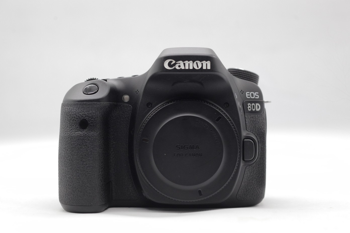 Used - Canon EOS 80D (Body Only)