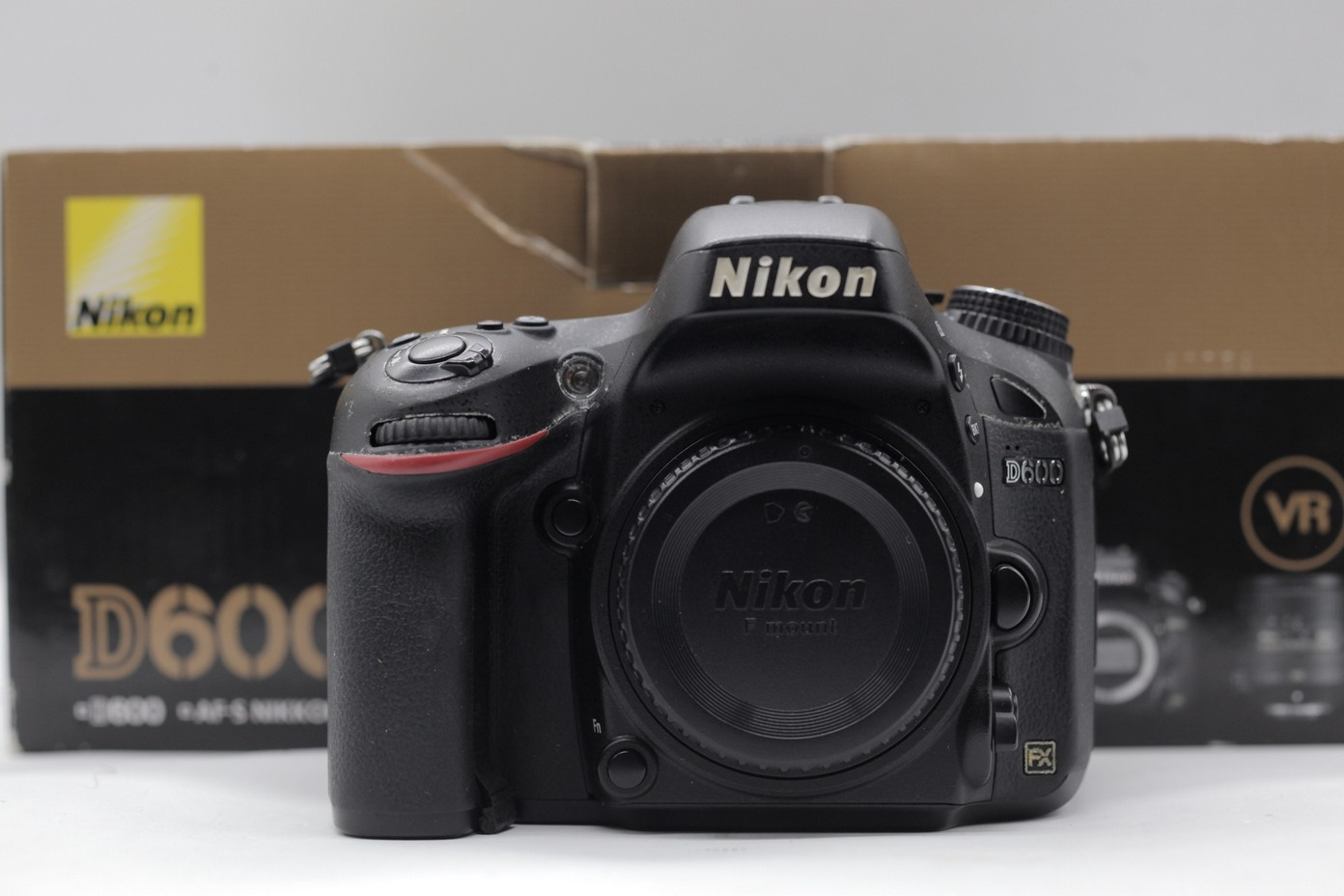 Used - Nikon D600 (SC 141K) (Body Only)