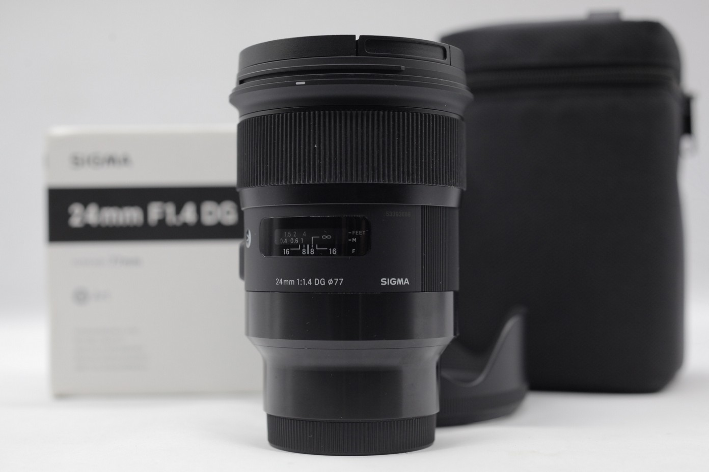Used - Sigma 24mm F1.4 DG HSM Art Lens (Sony E-mount)