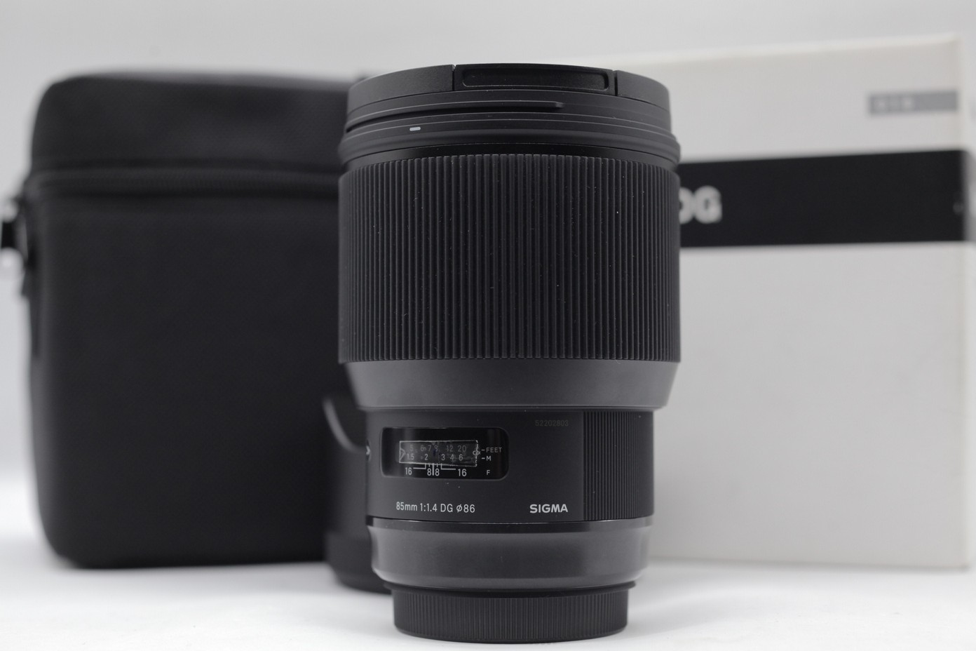 Used - Sigma 85MM F1.4 DG HSM Art Lens (Canon)