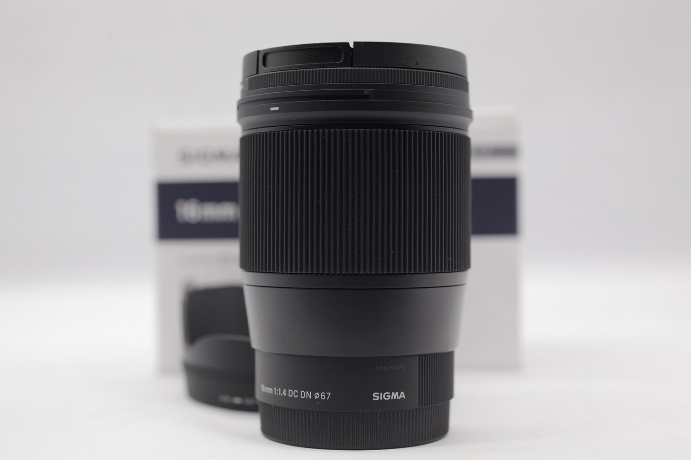 Used - Sigma 16mm f/1.4 DC DN Contemporary Lens (Sony E mount)