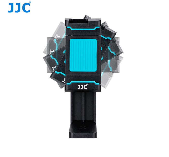 JJC Smart Phone Stand with Vertical Horizontal Rotation