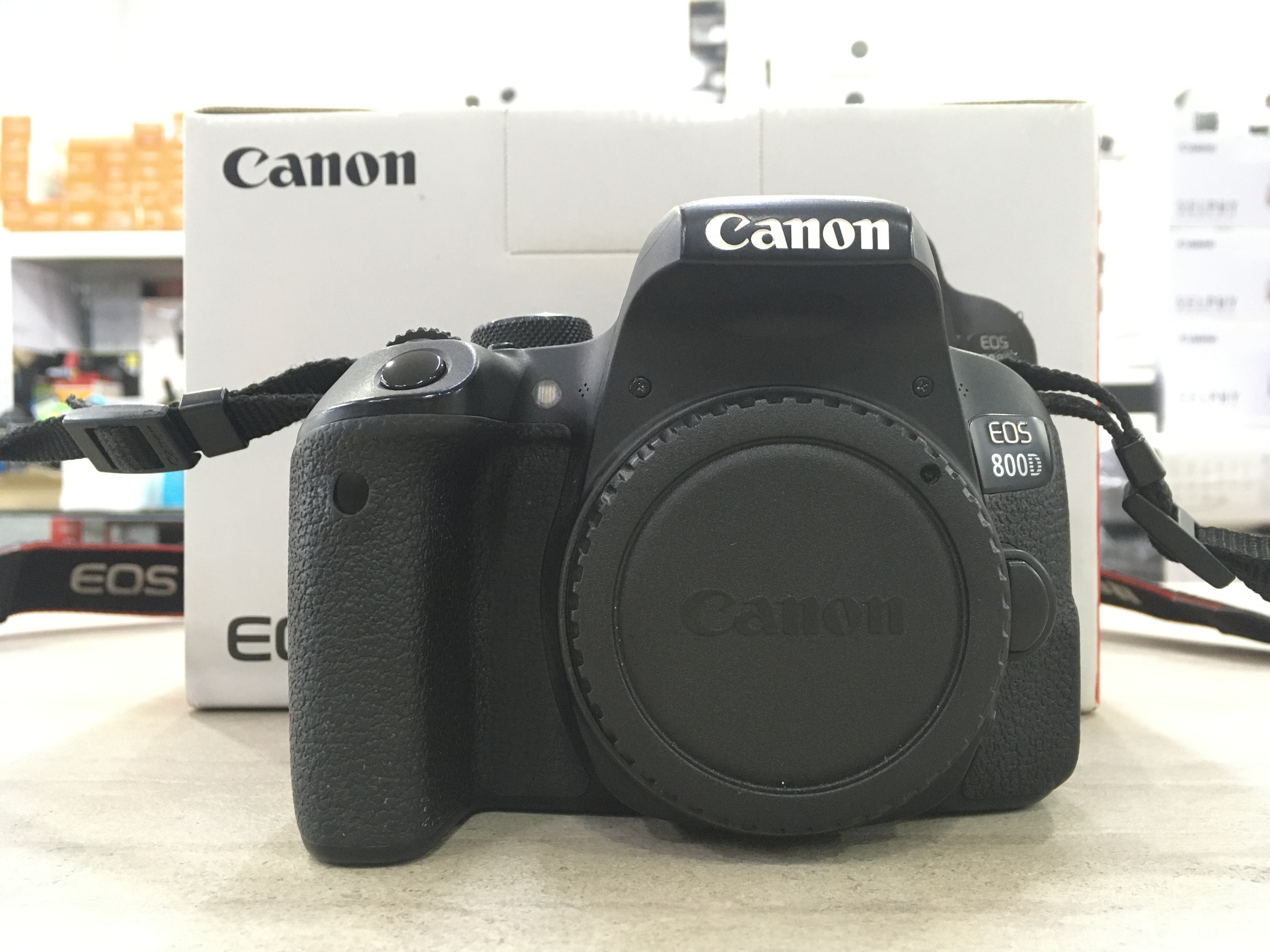 Used - Canon EOS 800D (Body Only)