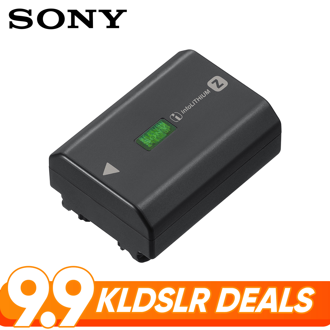 Sony NP-FZ100 Rechargeable Lithium-Ion Battery (2280mAh) (Sony Malaysia)