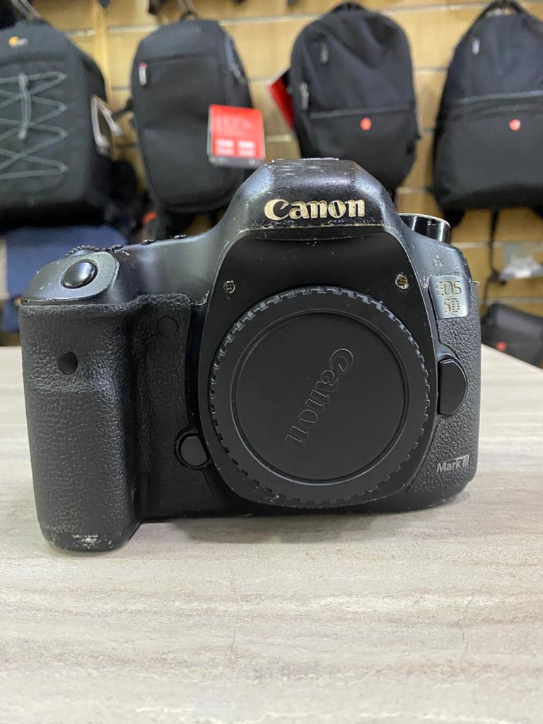 Used - Canon 5D Mark III (SC 213K)(Body Only)